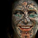 tattoo man by carol brandt