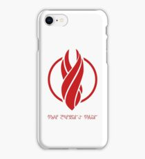 The Devil's Tail iPhone Case/Skin