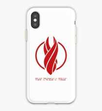 The Devil's Tail iPhone Case