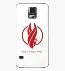 The Devil's Tail Case/Skin for Samsung Galaxy
