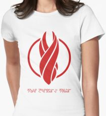 The Devil's Tail Womens Fitted T-Shirt