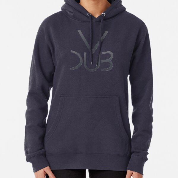 emblème moderne dub v Sweat à capuche épais