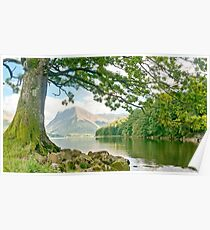 Buttermere, Lake District Poster