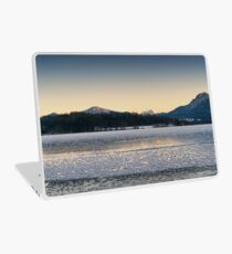 Frozen Mountain Dusk Laptop Skin