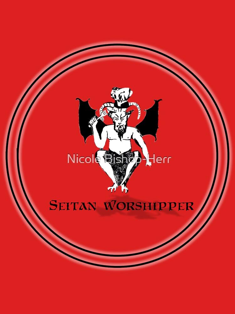 Seitan Worshipper  by studi03