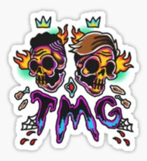 TMG Sticker