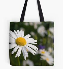 Ox eye Daisy Tote Bag
