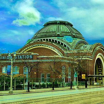 Union Station, Tacoma, Washington, USA by mtbearded1