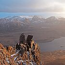 Evening Light, Ben Mor Coigach by ScotLandscapes