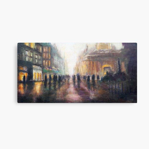 Buchanan Street Canvas Print