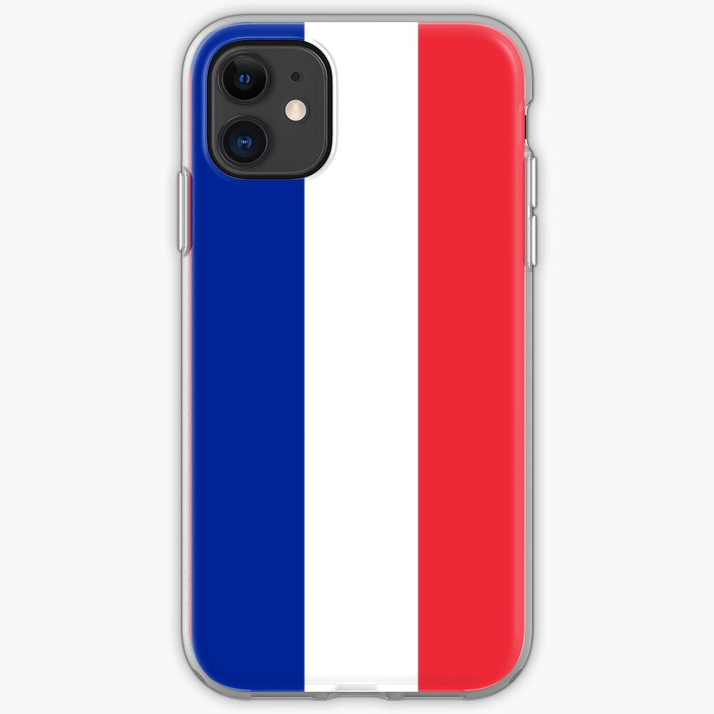 The Flag of France iPhone Case & Cover