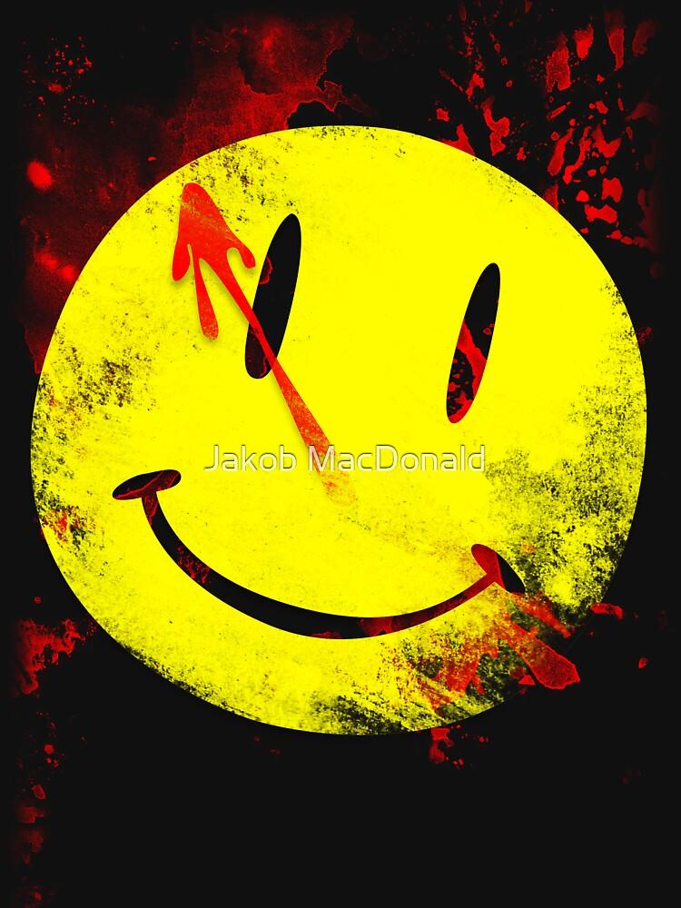 Pop Grunge: Watchmen by jj523