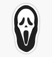 What 's your favourite scary movie Sticker