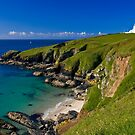 The Lighthouse at Lizard Point, Cornwall by Hugster62