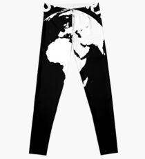 Kultureller Marxismus weltweit Leggings