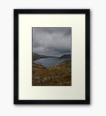 Haweswater, Cumbria, Lake District, UK. Framed Print