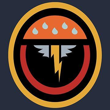 Jacket StrangeVille logo by MarylinRam18