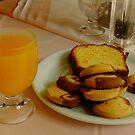 Healthy breakfast by Themis