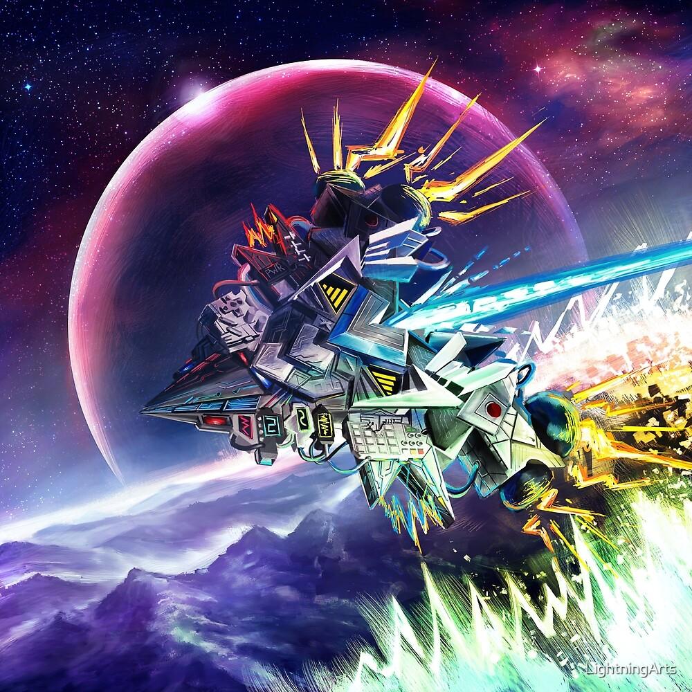 Spacetunes = Win by LightningArts