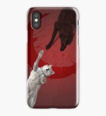 dark side of the moon iPhone Case/Skin
