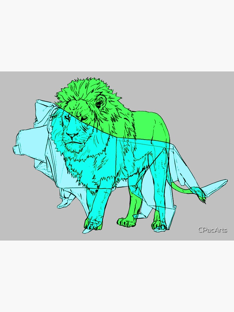 How to make a Paper Lion: Easy Origami Lion Instructions | 1000x750
