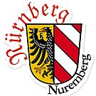 Nürnberg (Nuremberg) Coat of Arms by edsimoneit