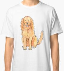 Winnie the cocker spaniel Classic T-Shirt