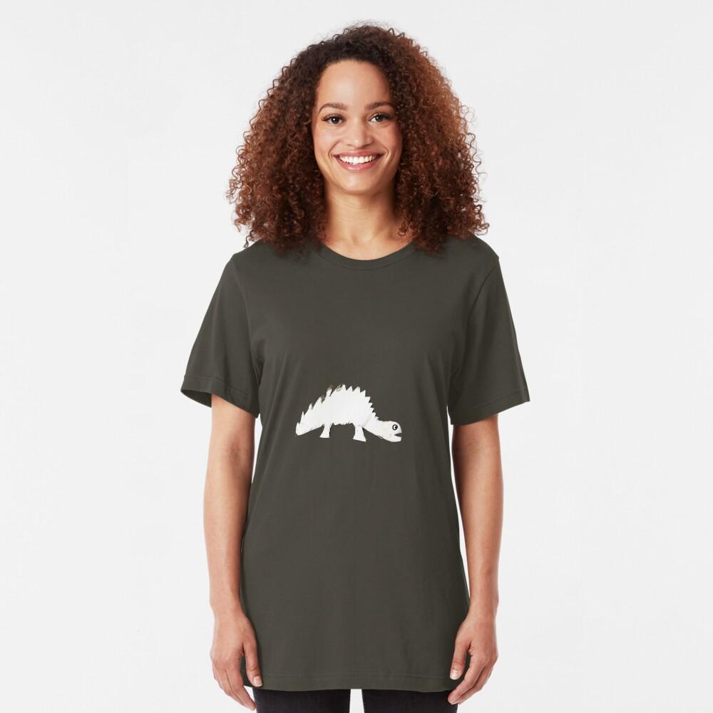 paper dino Slim Fit T-Shirt