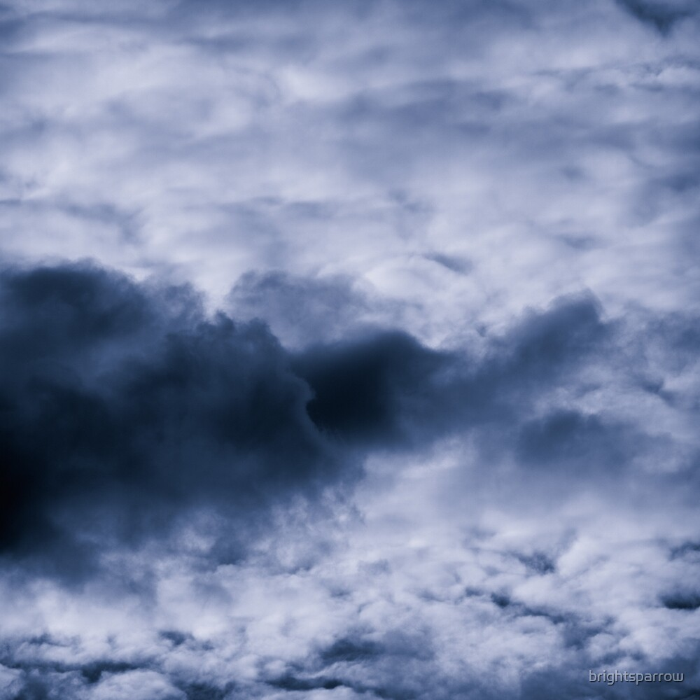Clouds #17 by brightsparrow