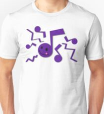 Quaver Unisex T-Shirt