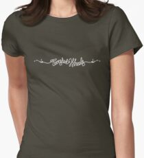 Twisted Wheels - brake cable white T-Shirt