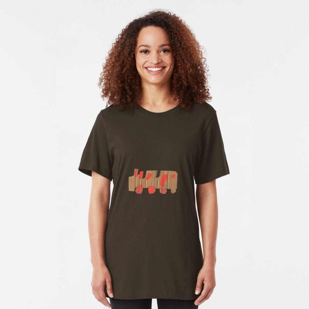 train Slim Fit T-Shirt