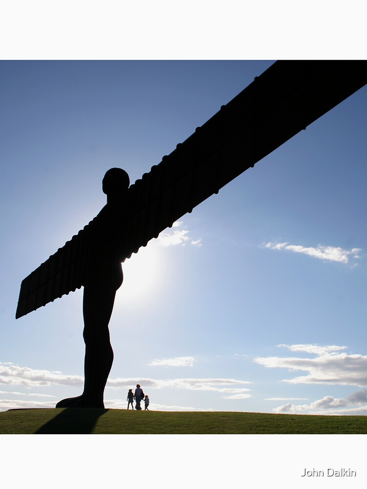 Angel of the North by JohnDalkin