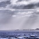 A View to Southwold by Dominic Parkes
