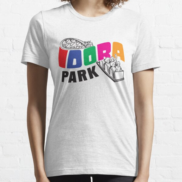 Idora Collection: Color Rollercoaster Essential T-Shirt