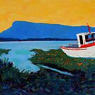 Boat, Benbulben (County Sligo, Ireland) by eolai