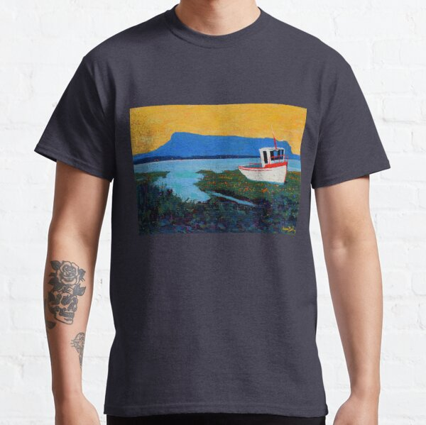 Boat, Benbulben (County Sligo, Ireland) Classic T-Shirt