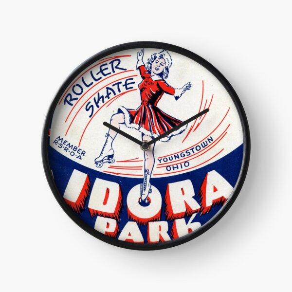 Idora Collection: Idora Skate Clock