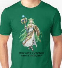 Kid Icarus - Lady Palutena T-Shirt