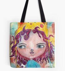 Inner Child - Lollipop Girl Tote Bag