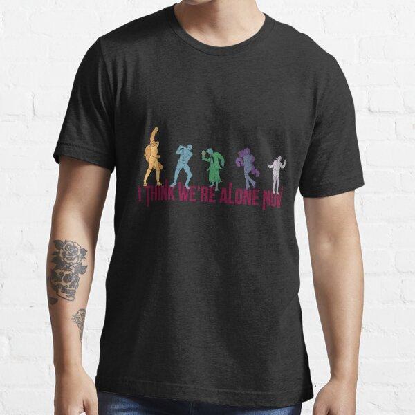 Academia Umbrella - Creo que estamos solos ahora Camiseta esencial