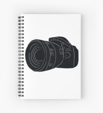 The DSLR Spiral Notebook