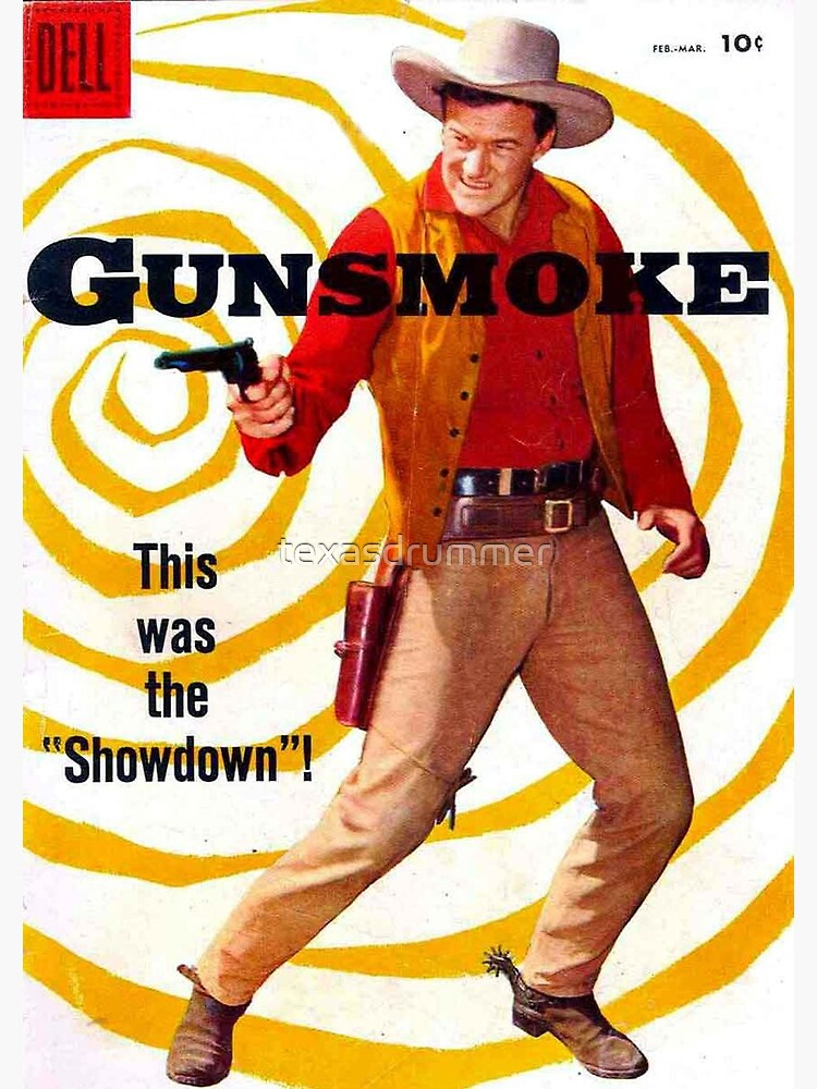 Gunsmoke by texasdrummer