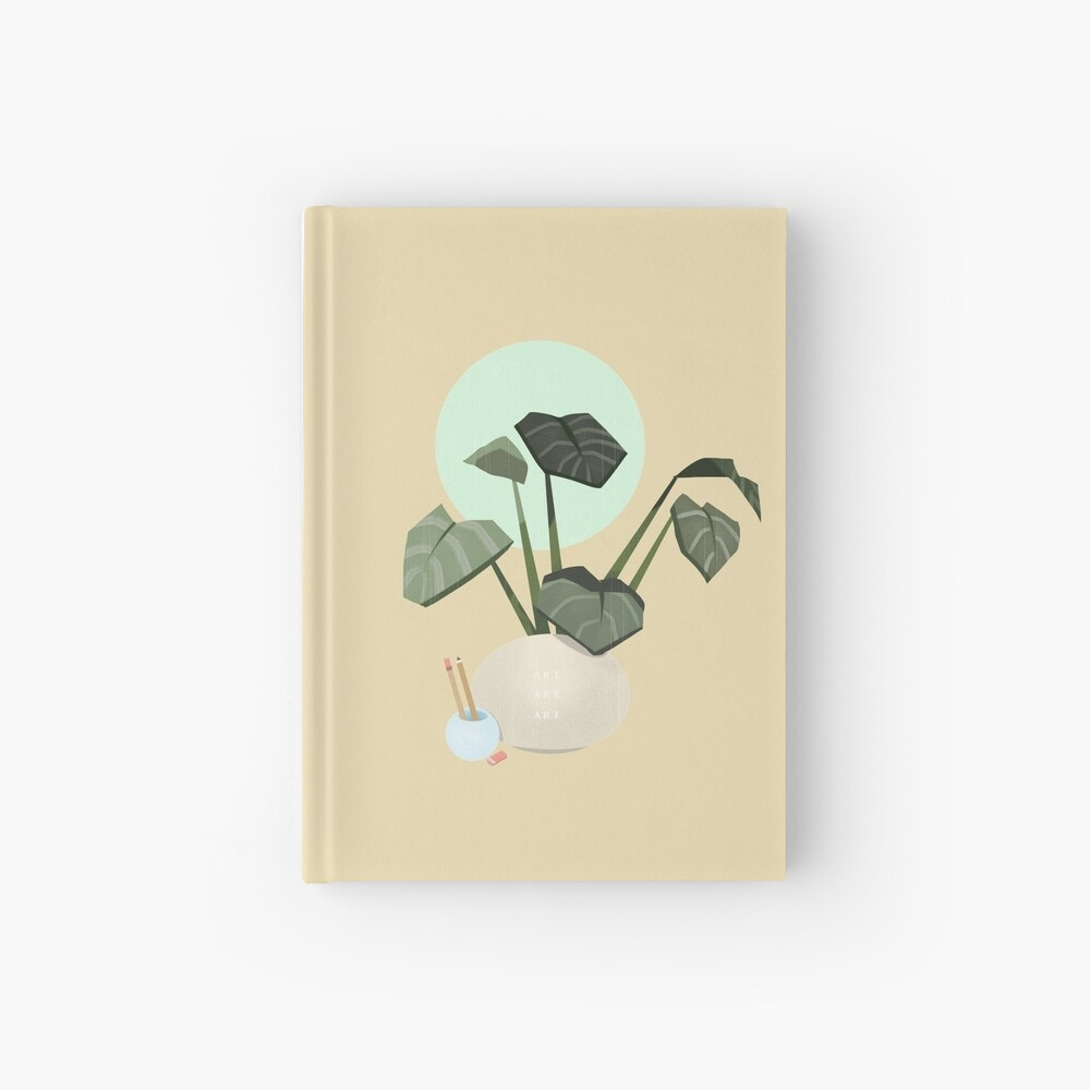 Plants plants plants Hardcover Journal