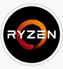 AMD Ryzen Sticker