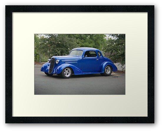 1936 Chevrolet DeLuxe Coupe by DaveKoontz