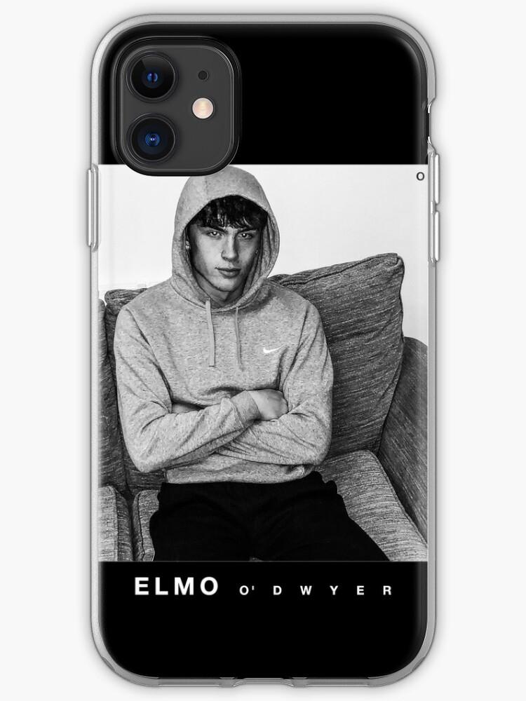 Itsselmo Elmo O Dwyer Elmo Tik Tok Elmo O Dwyer Elmo Shirt Emo Hoodie Elmo Merch Gear Iphone Case By Robtaf