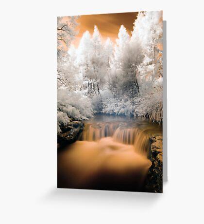 Kero Creek IR 2 unaltered Greeting Card