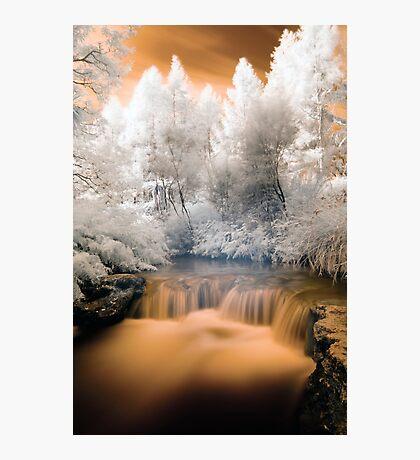 Kero Creek IR 2 unaltered Photographic Print