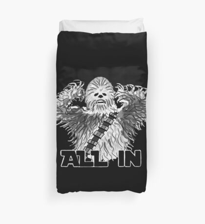 All In Duvet Cover